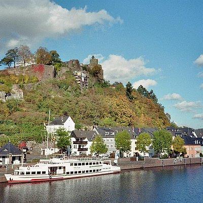 Foto: Saar-Burg Herbst