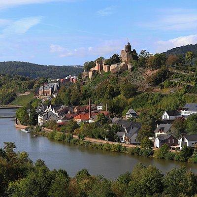Foto: Saarburg Ortslage