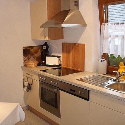 Foto: Ferienwohnung 2 - Küche