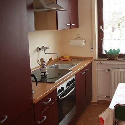 Foto: Appartement Küche