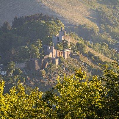 Foto: Aussichtspunkt mit Blick auf Saarburg (07)