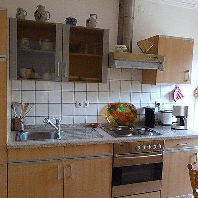 Foto: Küchenbereich Appartement 2
