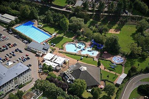 Schwimmbad Saarburg