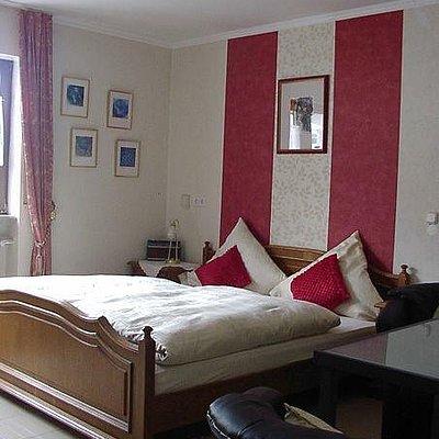 Foto: Schlafbereich Appartement 2