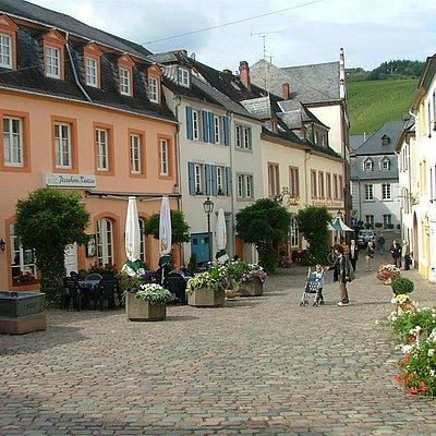 Foto: Saarburg (3)