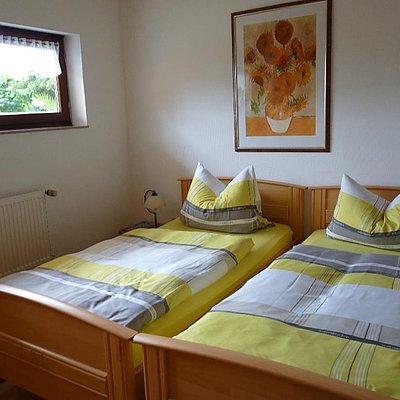 Foto: Schlafzimmer Appartement 2