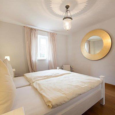 Foto: Schlafzimmer links Ferienwohnung Moselblick