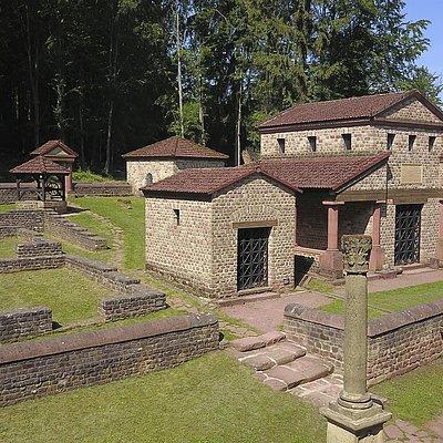 Foto: Tempelanlage Tawern (1)
