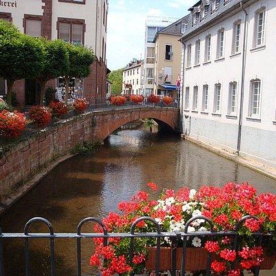 Foto: Saarburg Klein Venedig