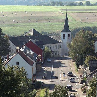 Foto: Blick auf Pellingen