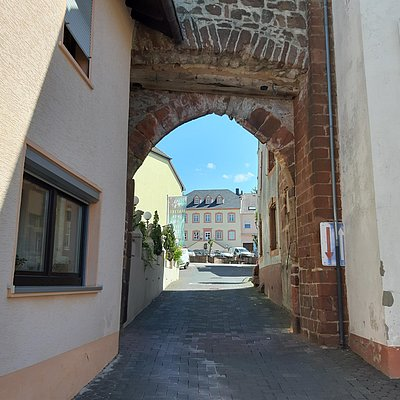 Foto: Historischer Rundweg Station 7