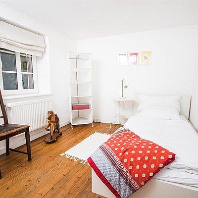 Foto: Einzelschlafzimmer 2 Ferienhaus