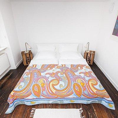 Foto: Doppelschlafzimmer Ferienhaus