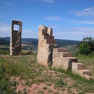 Foto: Skulpturenweg Saar