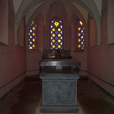 Foto: Grabkapelle
