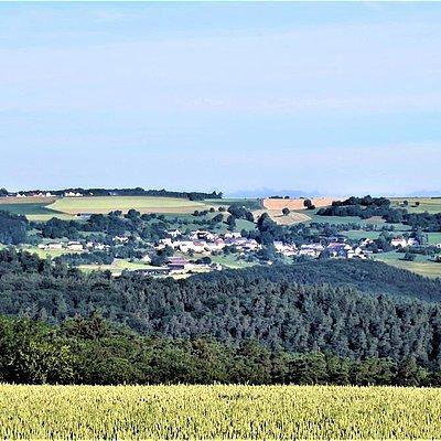 Foto: Blick auf Saargau (04)