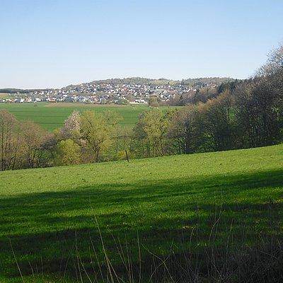 Foto: Blick auf Freudenburg