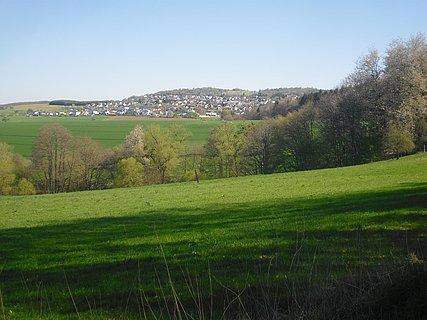 Blick auf Freudenburg