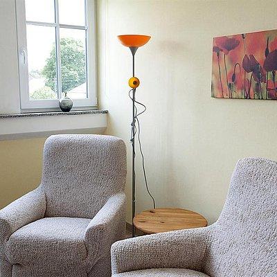 Foto: Sitzecke Wohnzimmer