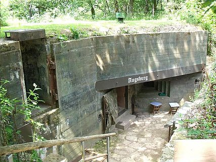 Artilleriebeobachter Westwallmuseum Wiltingen (1)