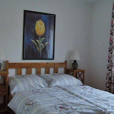 Foto: sep. Doppelschlafzimmer