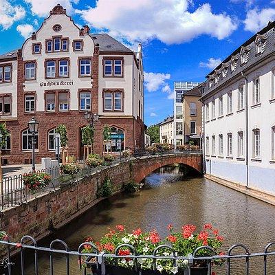 Foto: Klein Venedig Saarburg (2)