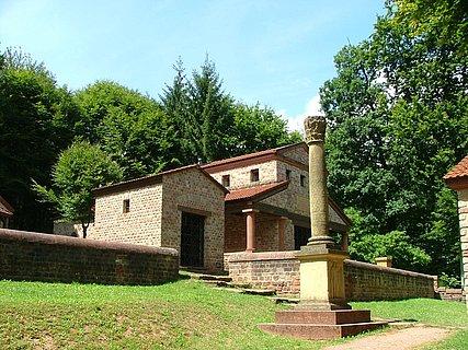 Tempelanlage Tawern