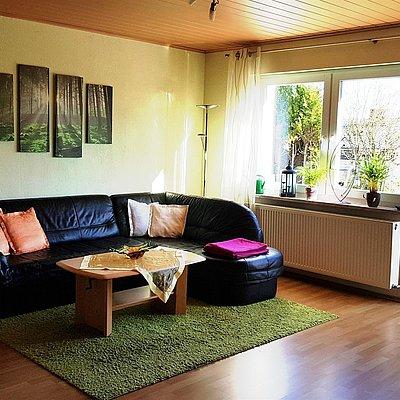 Foto: Wohnzimmer Sitzecke