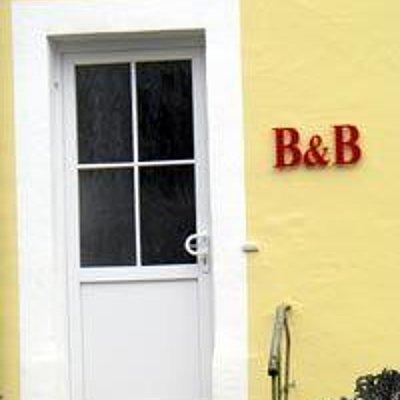 Foto: Eingang B & B