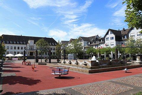 Marktplatz Konz (1)
