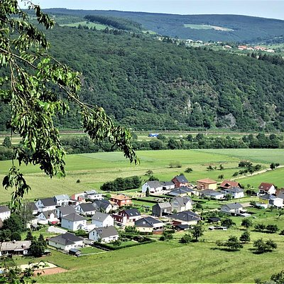 Foto: Blick ins Saartal (01)