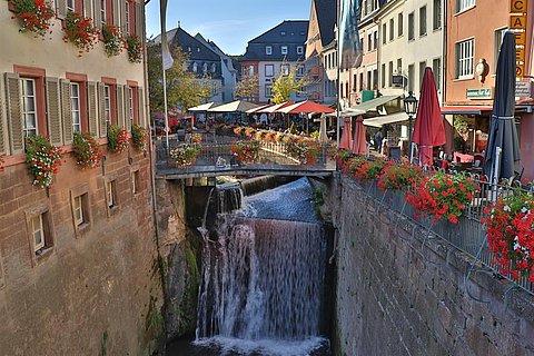 Wasserfall Saarburg (1)