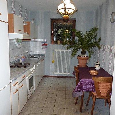 Foto: Küche Appartement 1