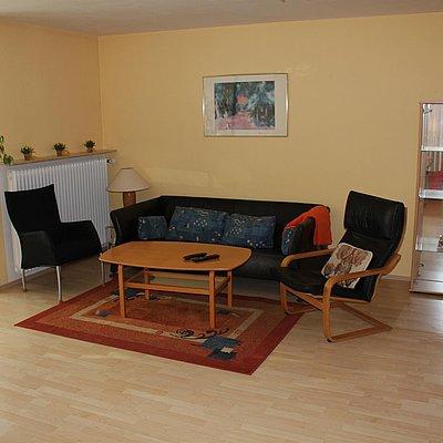 Foto: Wohnbereich Sitzgruppe