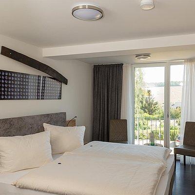 Foto: Gästehaus Doppelzimmer Faß 18