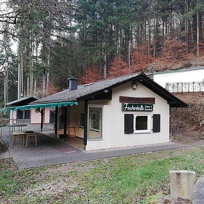 Foto: Fischerhütte Trassem (2)