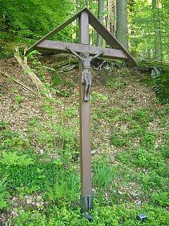 Wegekreuz im Herrenwald (01)