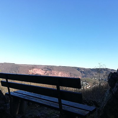 Foto: Aussichtspunkt Weissenfels (3)