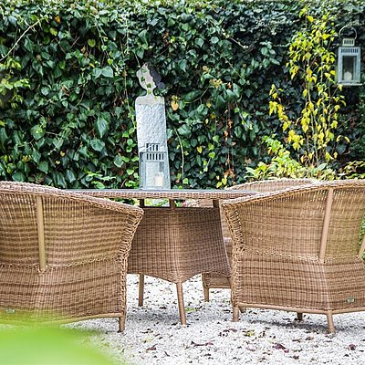 Foto: Sitzplatz Garten