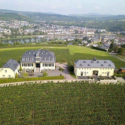 Foto: Panoramalage -Landsitz Römerberg