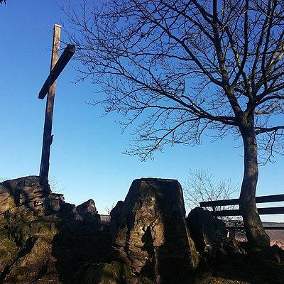 Foto: Gipfelkreuz Maunert (2)