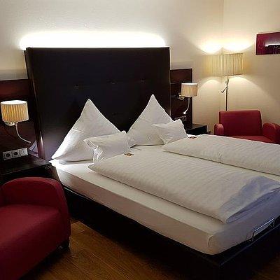 Foto: Doppelzimmer Komfort Bachseite (1)