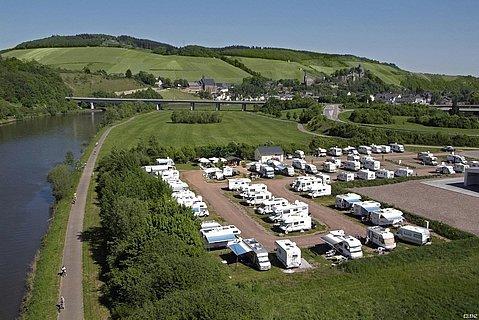 Reisemobilpark Saarburg
