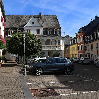 Foto: Alter Markt Saarburg (2)