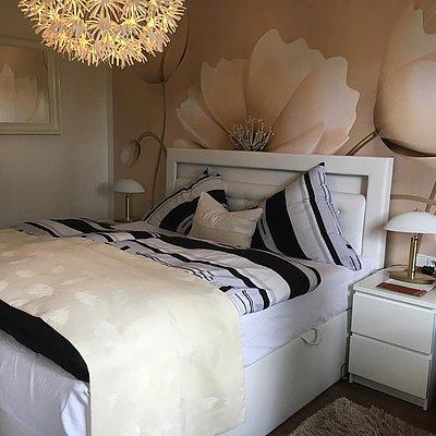 Foto: Gästehaus Kiefer Schlafbereich