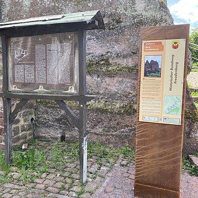 Foto: Historischer Rundweg - Station 6 (2)