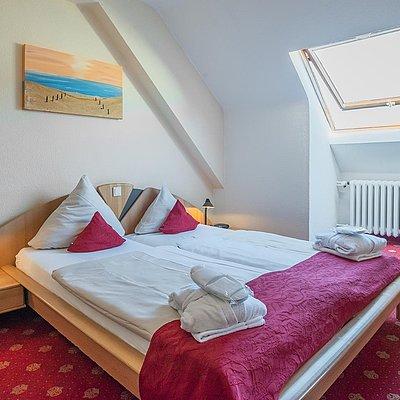 Foto: Doppelzimmer Standard