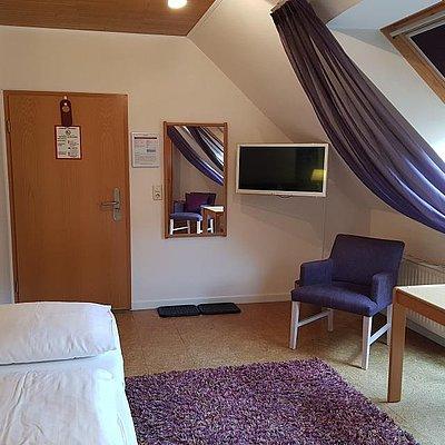 Foto: Doppelzimmer Standard Hofseite (2)