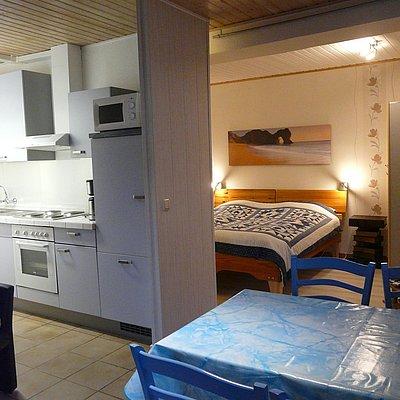 Foto: Elbling Wohn-Küchenbereich