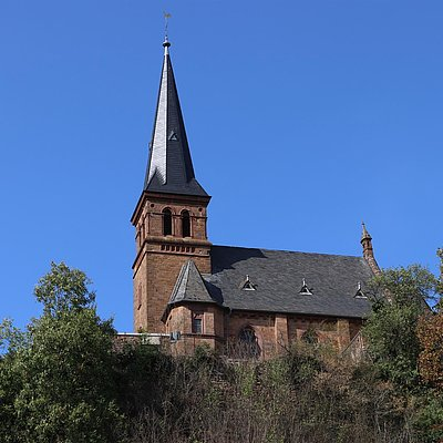 Foto: Ev. Pfarrkirche Saarburg